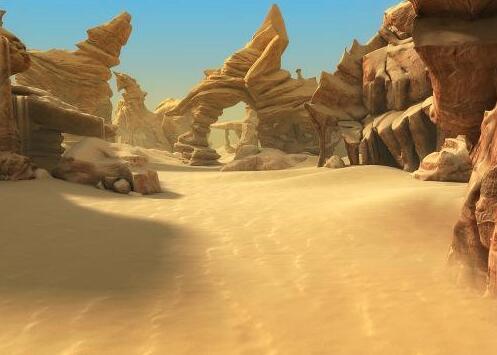 通宵也要看完的五部沙漠冒险电影